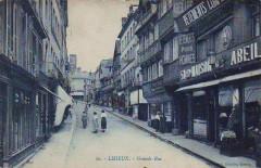Grande Rue - Lisieux