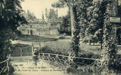 Bord du Canal de l'Orne - Château de Beauregard - Hérouville-Saint-Clair