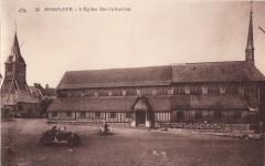 L'Eglise Sainte-Catherine - Honfleur