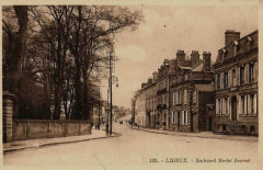 Boulevard Herbet Fournet - Lisieux