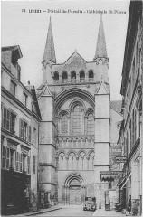 Portail du Paradis - Cathédrale Saint-Pierre - Lisieux