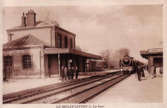 La Gare - Le Molay-Littry