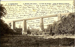 Pont sur la Boulaire - Ménil-Vin
