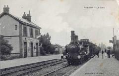 La Gare - Verson