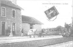 Aulnay La Gare - Aulnay