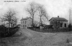 Gare-Chéry-Lury-Bv-CPancienne - Chéry