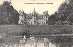 Bétête Château de Moisse du 19e siècle (2) - Bétête