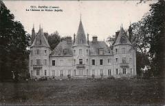 Bétête Château de Moisse du 19e siècle - Bétête