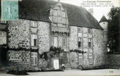 Château de Villefort - Sainte-Feyre-la-Montagne
