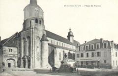 Eglise evaux - Évaux-les-Bains