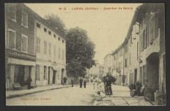 Loriol (Drôme) - Quartier du Bourg  - Loriol-sur-Drôme