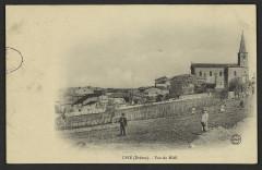 Upie (Drôme). - Vue du Midi  - Upie