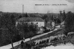 Usine de Saint-Denis - Saclas