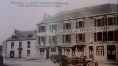 052A Saint-Guénolé Le grand hôtel de Bretagne - Penmarch