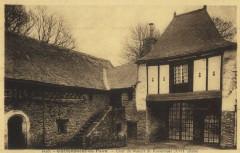 Cour du Manoir de Keranmoal - Châteauneuf-du-Faou