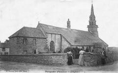 Eglise de Porspoder René Boëlle - Porspoder