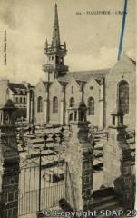 Eglise Plouzevede 912 - Plouzévédé