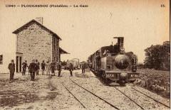 Es 11940 - Plougasnou - La Gare - Plougasnou