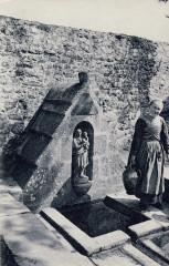 Fontaine de Prat Coulm - Plougoulm