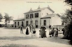 Gare de Saint-Pol-de-Léon - Saint-Pol-de-Léon