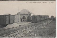 Gare porspoder 1916 - Porspoder