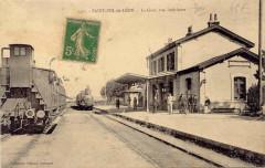Gare St Pol de Léon - Saint-Pol-de-Léon