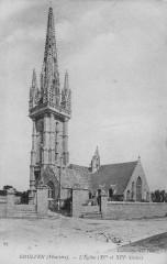 Goulven église paroissiale - Goulven