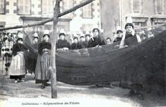 Guilvinec filets 1930 - Guilvinec