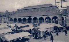 Halles Landivisiau 1920 - Landivisiau