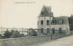 La villa Kermaria - Île-Tudy