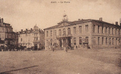 Auch - La Mairie (CP Segonzac) - Auch