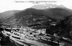 Gare-Arreau-vuegénérale-CPancienne - Arreau