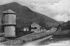 Gare-Sarrancolin-CPancienne - Sarrancolin