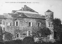 Château de la Blaquière - Saint-Jean-de-la-Blaquière