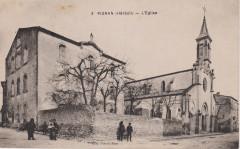 Pignan - L'église (CP Robert Mas) - Pignan