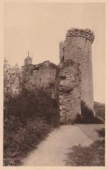 Château de Vendôme (CP Garillon) - Vendôme
