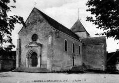 L'église de Landes le Gaulois - Landes-le-Gaulois