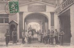 Vendome entrée du quartier de la cavalerie - Vendôme