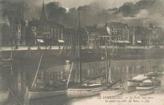 Le Pouliguen - Le port (carte postale) - Le Pouliguen