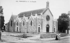 Pornichet chapelle Notre-Dame-des-Dunes - Pornichet