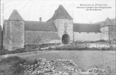 Cp Château de Bondaroy Loiret, Centre, France - Bondaroy
