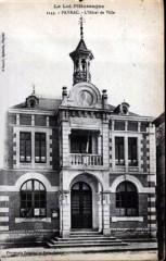 Carte Postale Mairie Payrac 46 Lot
