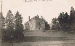 Chateau goué - Fougerolles-du-Plessis
