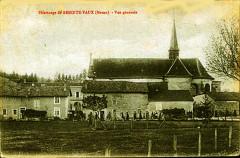 Pèlerinage de Benoite-Vaux - Vue générale - Rambluzin-et-Benoite-Vaux