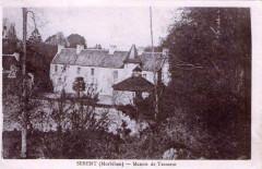 Manoir de Tromeur (Sérent) - Sérent