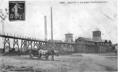 Macou - La fosse Chabaud-Latour - Condé-sur-l'Escaut
