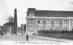 Fosse Villars à Denain vers 1900 - Denain