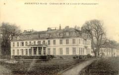 Annapes - Château de M. Le Comte de Montalembert - Villeneuve-d'Ascq