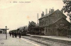 Jielbeaumadier ascq gare1900 - Villeneuve-d'Ascq