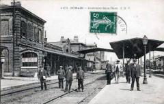 Intérieur de la Gare - Somain
